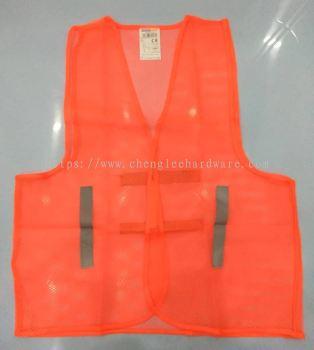 003118 ( ORANGE ) SAFETY VEST