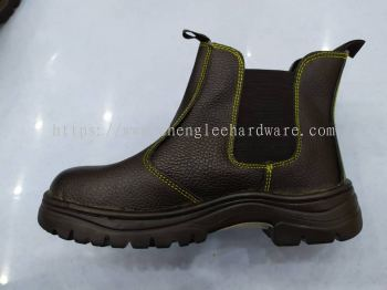 012168 INT-380  MID CUT SAFETY SHOES