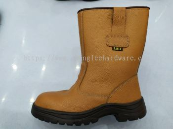 012247 INT-860  HIGH CUT SAFETY SHOES