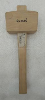 014326 2 INCH X 4 INCH  REMAX WOODED HAMMER
