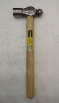 001503 2.5LBS BALL PEIN HAMMER WITH WOOD HANDLE
