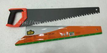 007005 24 INCH BLACK  BRICK SAW - ( LIGHT WEIGHT BLOCK USE )