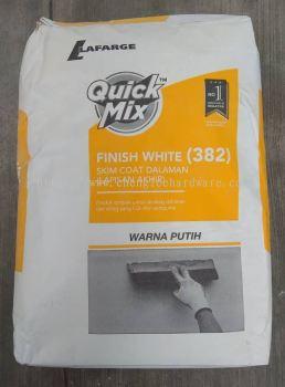 006210 ( 382 ) FINISH COAT WHITE - 25KG PER BAG