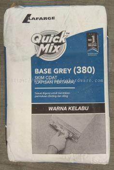 000617 ( 380 ) BASE COAT GREY - 25KG PER BAG