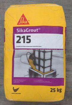 000577 SIKA #215 NON-SHINK GROUNT CEMENT - 25KG PER BAG