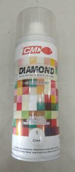 002360 ( 1-CLEAR ) CM DIAMOND SPRAY PAINT