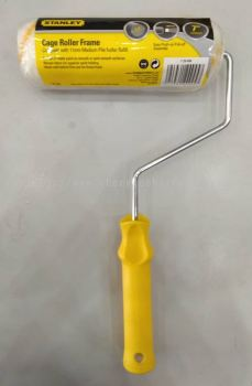 002342 ' STANLEY ' 7 INCH PAINT ROLLER