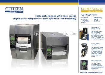 Citizen DS_CL-S700