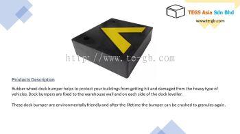 Anti Impact Rubber Dock Bumper