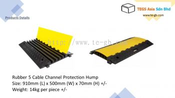 Cable Protector Road Hump