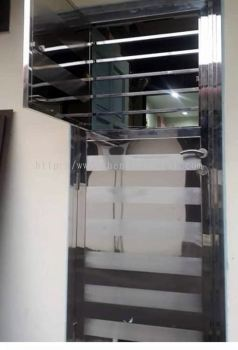Stainless Steel - Back Door
