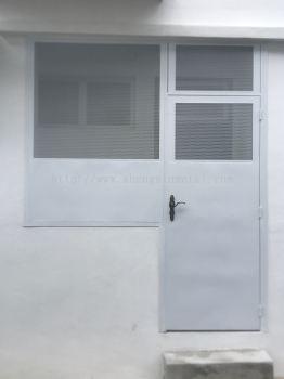 Metal Work - Back Door