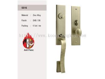 ST GUCHI_Mortice handle set 5516