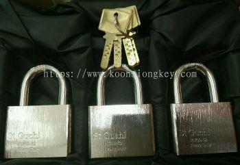 PL700 52mm (master key 3pcs)