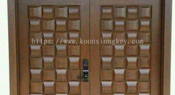 3D 3D Panel Decoration Door