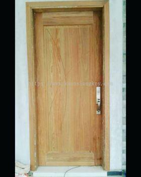 Merpauh Wood Door