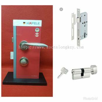 Hafele Mortise Lock