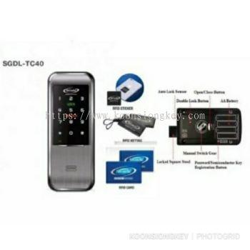 St Guchi Digital Lock SGDL-TC40