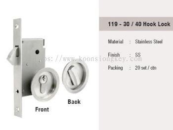 ST GUCHI_119 - 30 / 40 Hook Lock