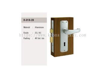 ST GUCHI_mortise lock H-018-28
