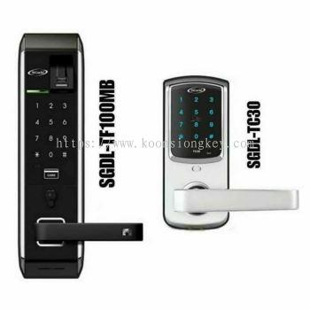 St Guchi Digital Lock