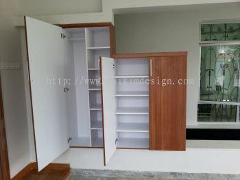 Shoe cabinet 04