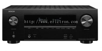 Denon 7.2 surround amplifier