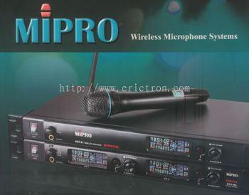 Mipro 无线麦克风系统