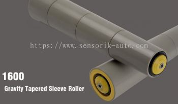 Gravity Tapered Sleeve Roller