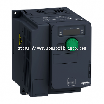 ATV320U15N4C Variable speed drive ATV320 - 1.5kW - 380...500V - 3 phase - compact