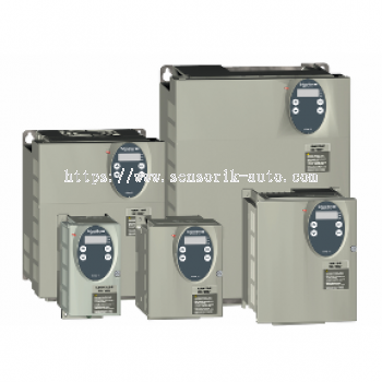 ATV31HU22M2 Variable speed drive ATV31 - 2.2kW - 240V 1-phase supply - EMC filter - IP20