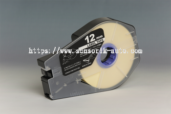 3476A025AB LABEL TAPES, WHITE, W-12MM