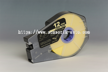 3476A028AB LABEL TAPES, YELLOW, W-12MM