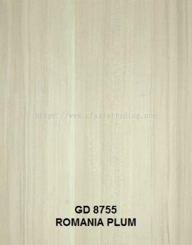 CODE : GD8755 ROMANIA PLUM