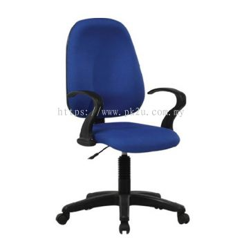 PK-TSOC-4-L1 - Task III Typist Chair With Armrest