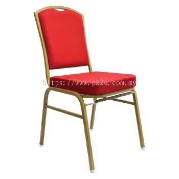 BQC-008-EG-L1 - Banquet Chair (Epoxy Gold)