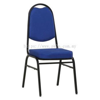 BQC-003-EB-L1 - Banquet Chair (Epoxy Black)