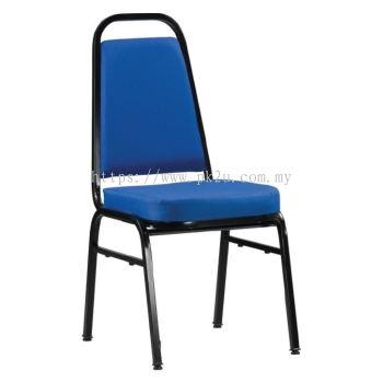 BQC-001-EB-L1 - Banquet Chair (Epoxy Black)