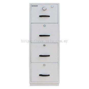 FRC4-I - Fire Resistant Cabinet