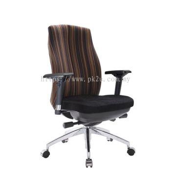 PK-ECOC-3-M-C1- Linear Medium Back Chair