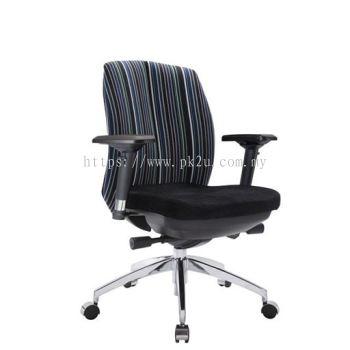 PK-ECOC-3-L-C1- Linear Low Back Chair