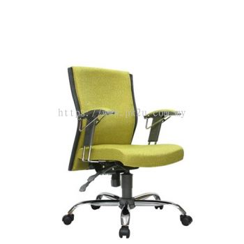PK-ECOC-4-L-C1- Checkers Low Back Chair