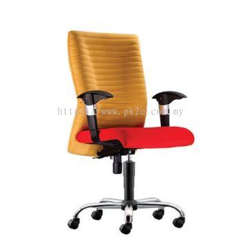 PK-ECOC-12-M-L1- Acacia Medium Back Chair