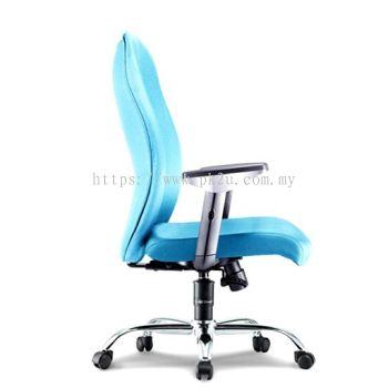 PK-ECOC-15-M-C1- Sky Medium Back Chair