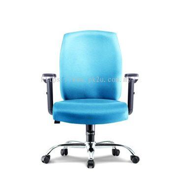 PK-ECOC-15-L-C1- Sky Low Back Chair