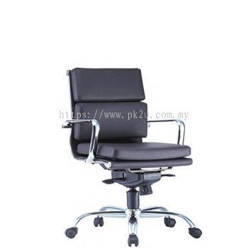 PK-ECLC-2-L-C1-Leo-Pad Low Back Chair