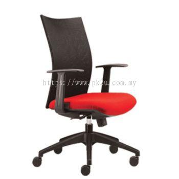 PK-ECMC-14-M-N1- Mesh II Medium Back MEsh Chair