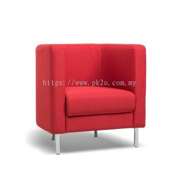 FOS-017-1S-A - Cipolla 1 Seater Sofa