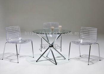 PK-RT01-TABLE  PK-HH-91-CHAIR