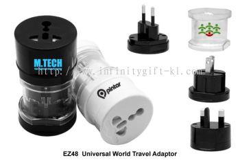 EZ48 Universal World Travel Adaptor